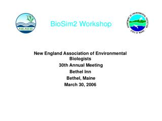 BioSim2 Workshop