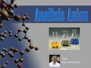 Analisis Anion