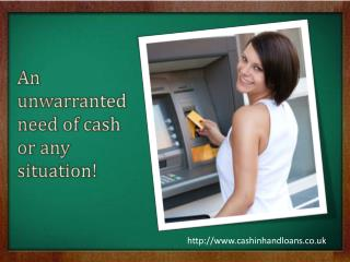 Payday Loans No Documents- Cash Loans Today- Cash In Hand Lo