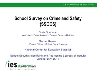 SSOCS - Primary purpose