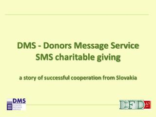Slovak Donors´ Forum (SDF)