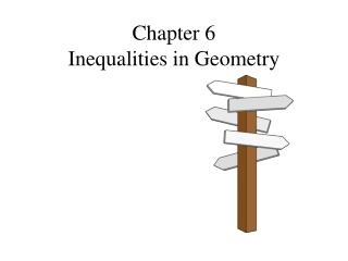 Chapter 6 Inequalities in Geometry