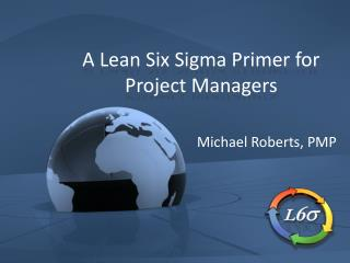 A Lean Six Sigma Primer for Project Managers