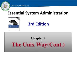 Essential System Administration  3rd Edition