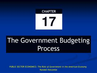 Government Budgeting Process