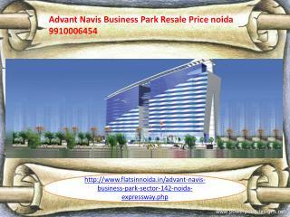 Advant navis business park price noida 9910006454