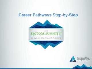 Career Pathways Step-by-Step