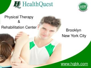 Physical Therapy Brooklyn