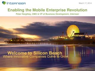 Enabling the Mobile Enterprise Revolution