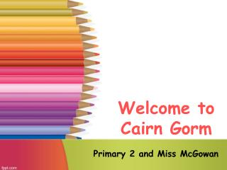 Welcome to Cairn Gorm