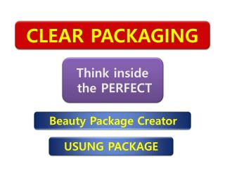 USUNG PACKAGE