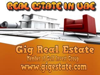 Real Estate in UAE