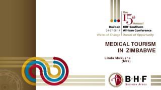 Medical tourism  in  Zimbabwe