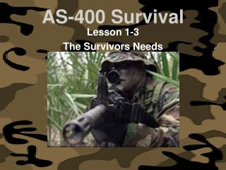 AS-400 Survival