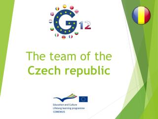 The  team  of the Czech republic