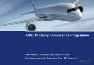 AIRBUS Group Compliance Programme