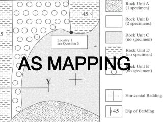 AS MAPPING