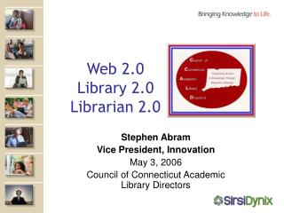 Web 2.0 Library 2.0 Librarian 2.0