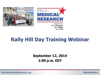 Rally Hill Day Training Webinar