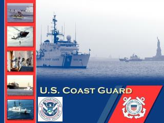 The Coast Guard at War
