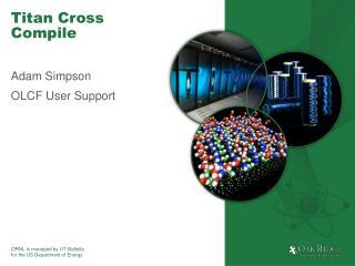 Titan Cross Compile