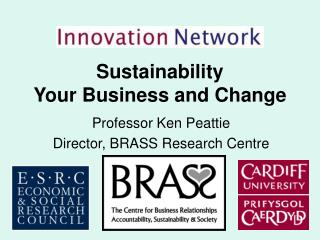 Sustainability Your Business and Change