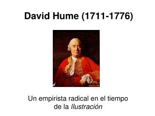 La Credenza Hume : Ppt hume  powerpoint presentation id