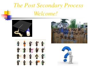 The Post Secondary Process