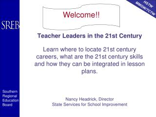 Teacher Leaders in the 21st Century