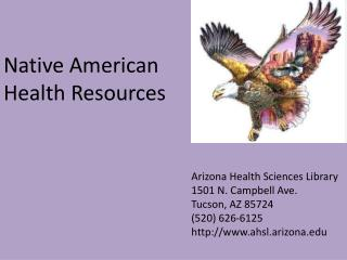 Native American Health Resources