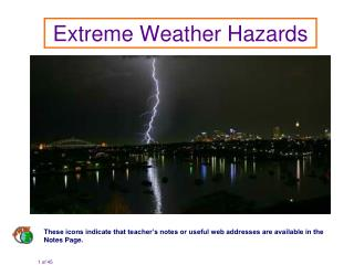 Extreme Weather Hazards