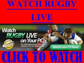 Wellcome to watch here Aironi vs Benetton Treviso live strea