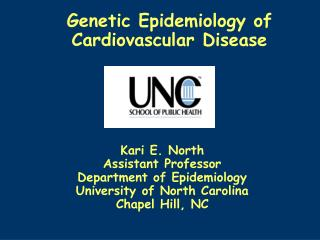 Genetic Epidemiology of Cardiovascular Disease