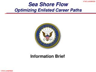 Sea Shore Flow Optimizing Enlisted Career Paths