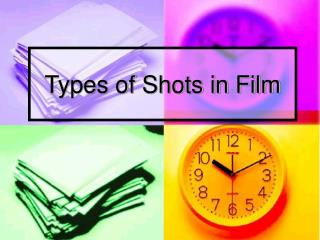 Types of Shots in Film