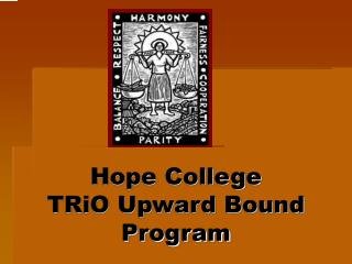 Hope College  TRiO Upward Bound Program