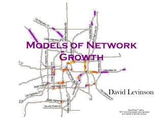 Models of Network Growth