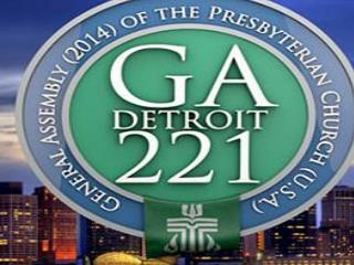 221 st   General Assembly, Detroit MI.       We were there!