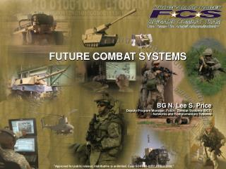 FUTURE COMBAT SYSTEMS
