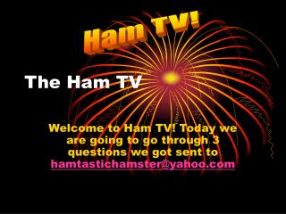 The Ham TV