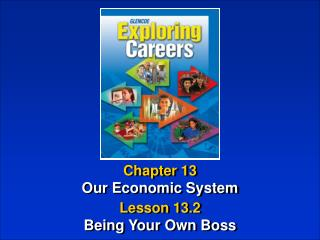 Chapter 13 Our Economic System