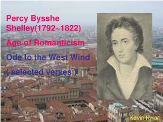 an analysis of percy bysshe shelleys ode to the west wind Get an answer for 'from percy bysshe shelley's ode to the west wind, choose three metaphors, giving their meaning and line number' and find homework help for other ode to the west wind questions at enotes.