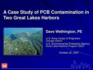 A Case Study of PCB Contamination in Two Great Lakes Harbors