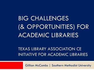 Gillian McCombs | Southern Methodist University