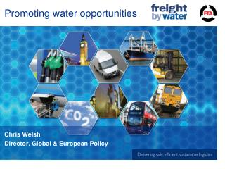 Promoting water opportunities
