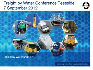 Freight by Water Conference Teesside 7 September 2012