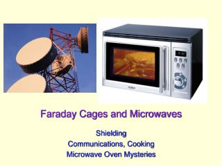 Faraday Cages and Microwaves