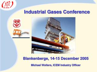 Industrial Gases Conference