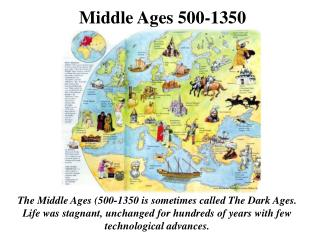 Middle Ages 500-1350