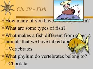 Ch. 39 - Fish